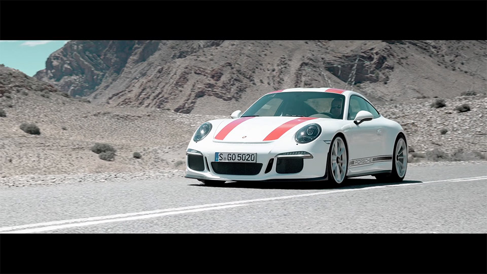 km_2016_Porsche_911_R_Trailer_YT_streaming